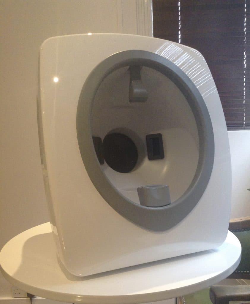 Skin scanner